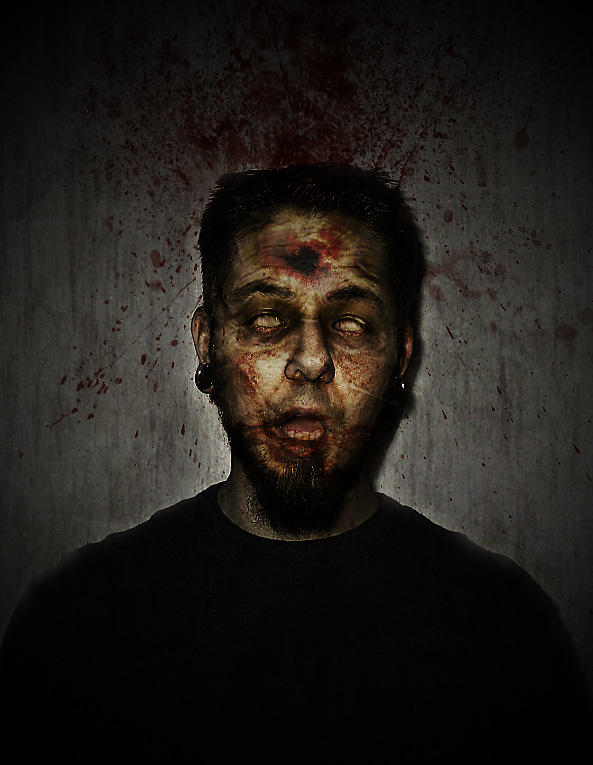 Gunshot wound. by lythron