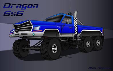 Dragon 6x6 - Revised by SHOTGUN12