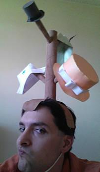 Hat Rack Hat