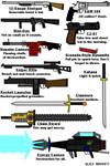 WEAPONS OF DESTRUCTION by SHOTGUN12