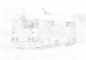 Mobile Land Fortress by SHOTGUN12