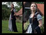 First Empire dress