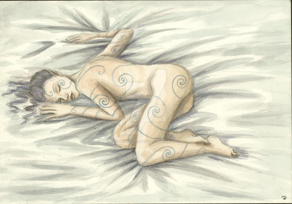 Dormeuse by sombrefeline
