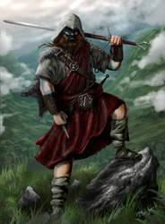 William Wallace by aFletcherKinnear