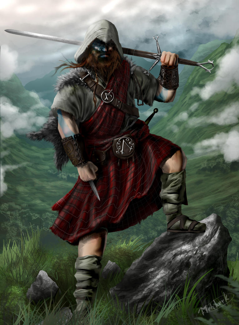 William Wallace and Sword