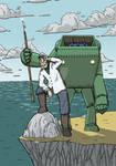 Capitan Dyce y robonoid