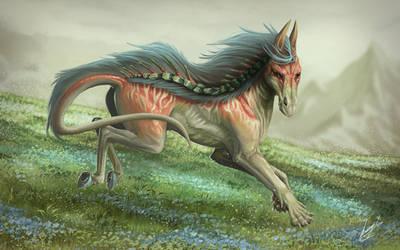 Horse Creature
