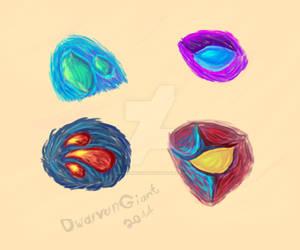 Creature Eye Designs 1