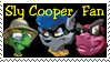 Sly Cooper Fan Stamp by ShadowDraik
