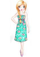 Cath Kidston inspired by funandcake