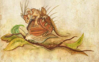 Snailtaxi by Mystalia