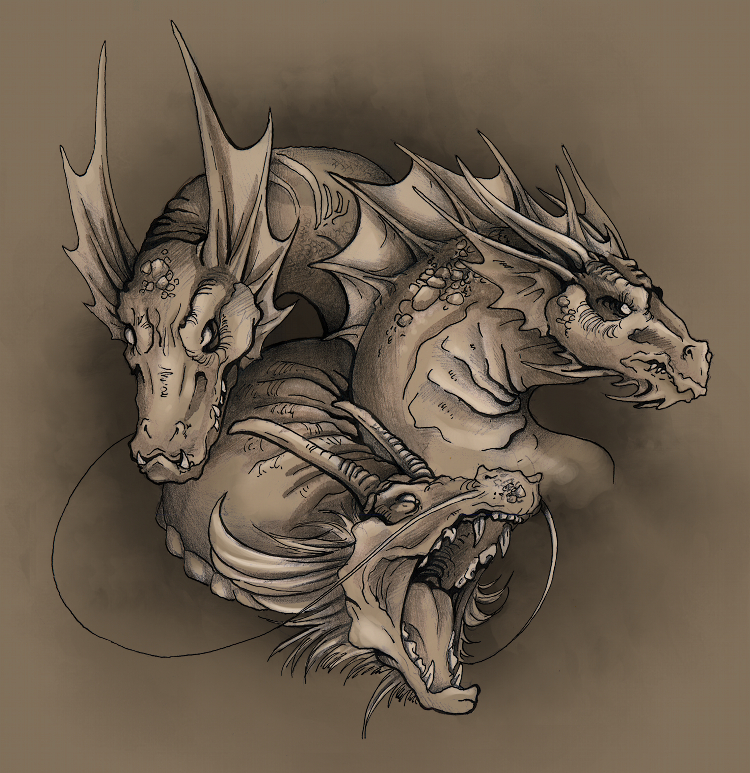 Awesome Dragon Tattoos For Girls