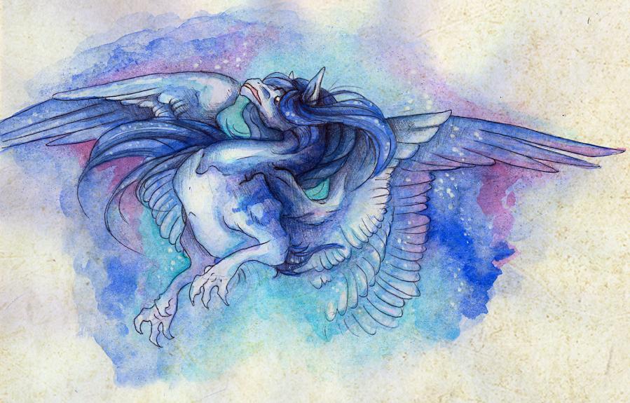 christmas gift 1: Niveru by Mystalia