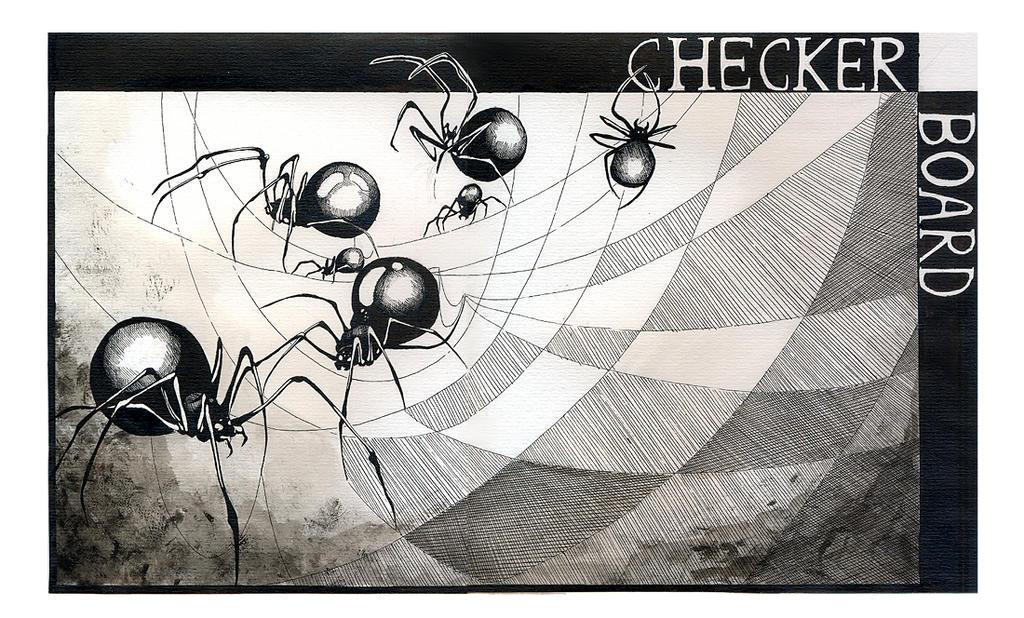 Checkerboard by Mystalia