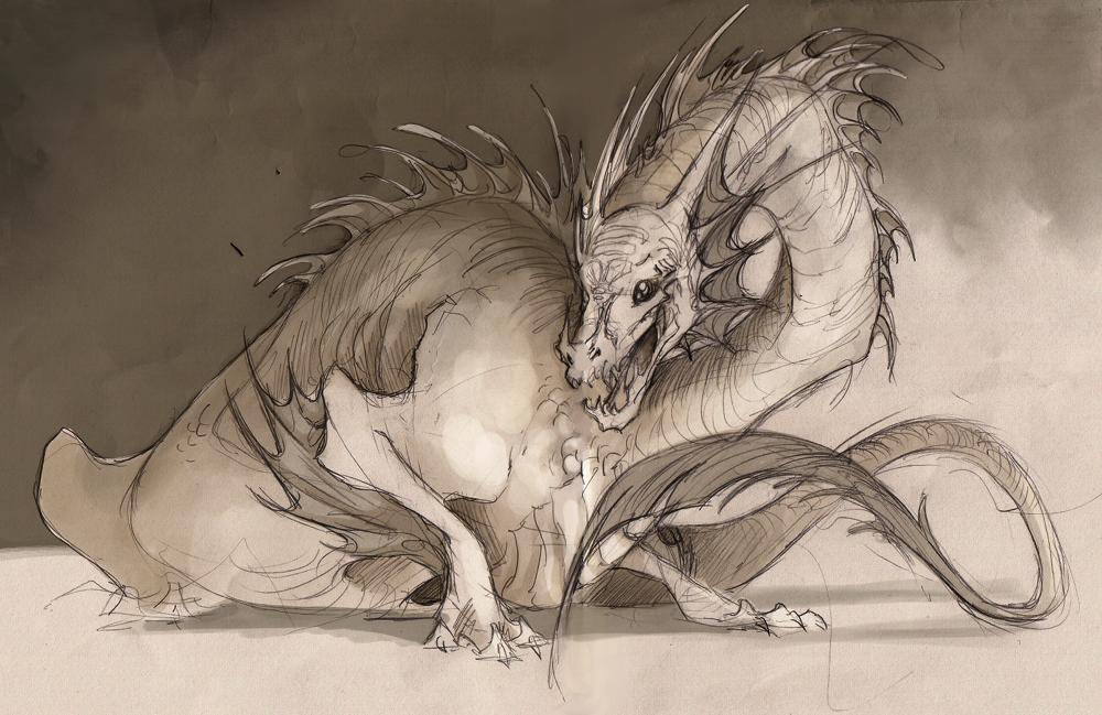 Sketch #1 by Mystalia