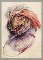Zakuro (fin) by Mystalia