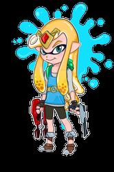 Squid Zelda?  Zelda Squid? SQUELDA!