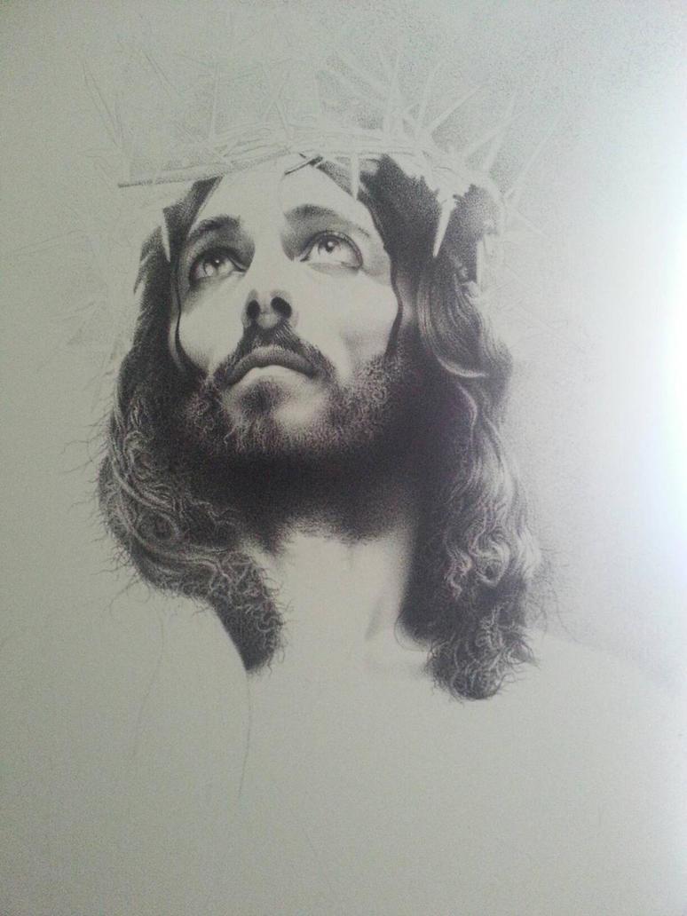 Jesus of Nazareth by amraa