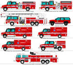 Palm Springs County Fire Rescue Reserve Fleet
