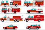 Billings Creek Vol. Fire Department St. 56