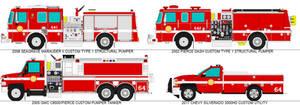 Rangly Vol. Fire Department St. 64