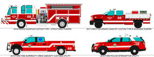 Sweetwater Junction Vol. Fire Department St. 60