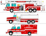Sweetwater Junction Vol. Fire Department St. 61