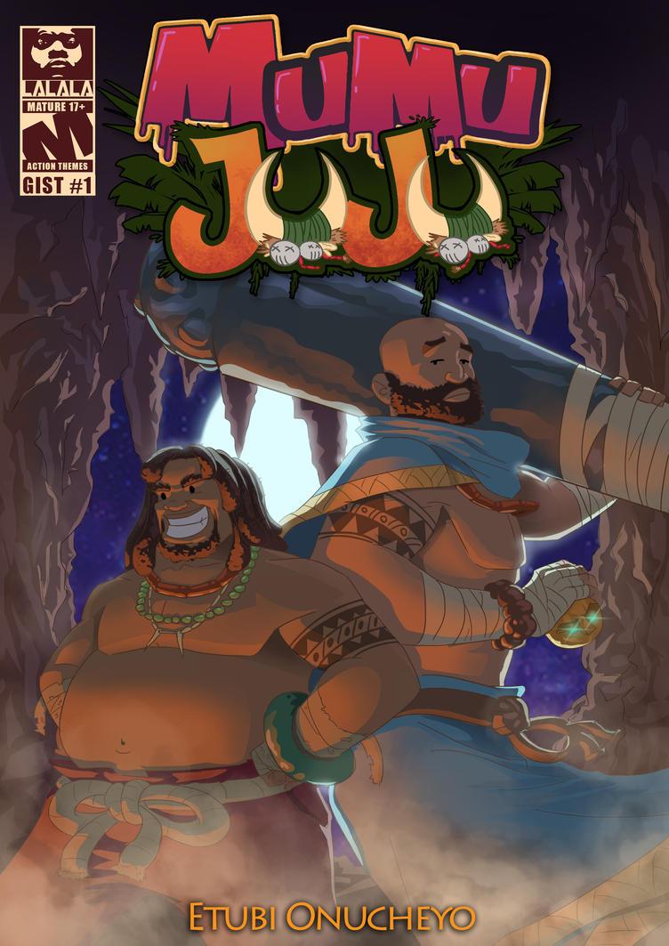 Mumu #1 Cover Final by etubi92