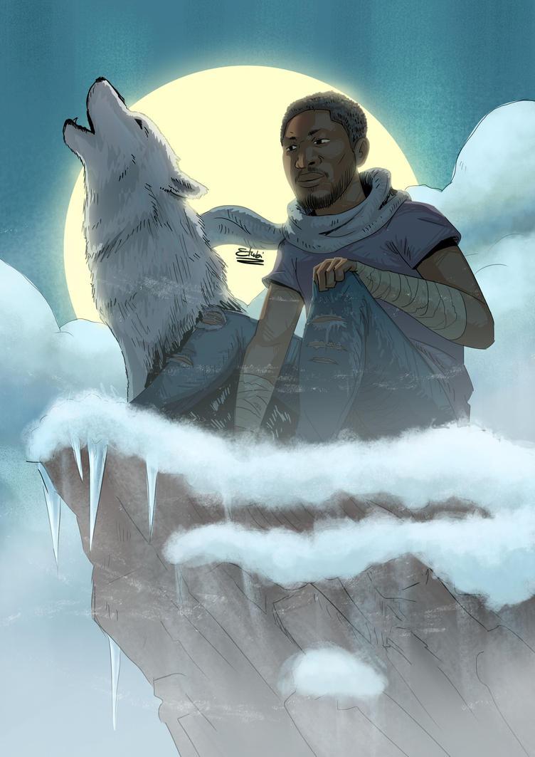 Lone Wolf by etubi92
