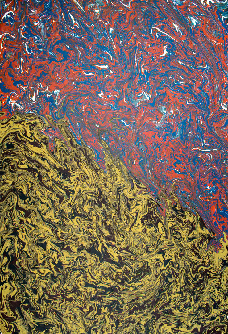 Florida Convergence - Philip Connor - Abstract Art