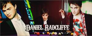 Banner : Daniel Radcliffe