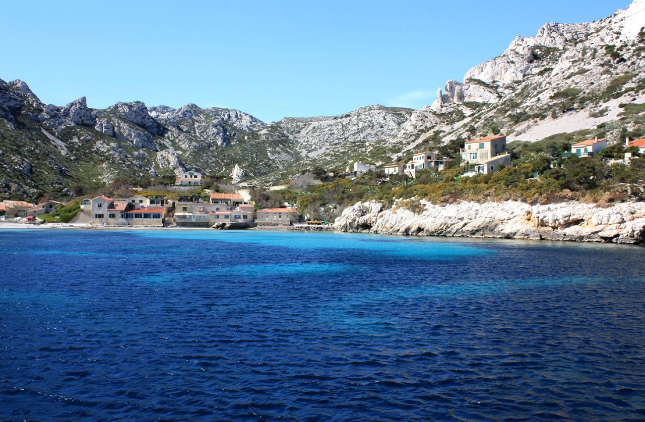 Marseille: calanques