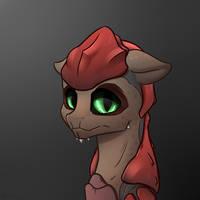 Krogan-pony