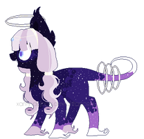 ~Adoptable~ Pony 146 [AUCTION] :CLOSED: by Xanty-Adopts