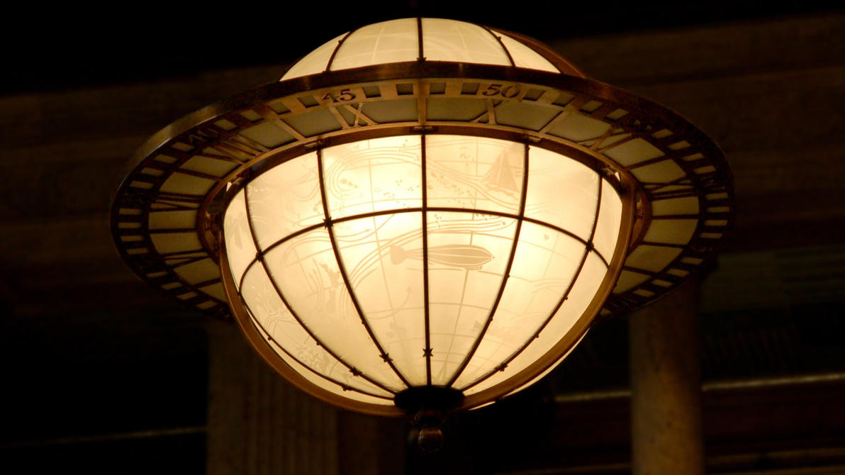 Globe Lamp 1920x1080 by syntaxerroronlinenul