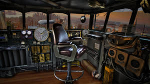 Airship Cabin 1920x1080