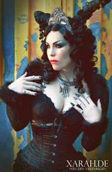 Xarah by Raven Wood