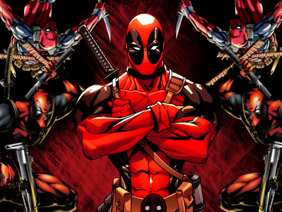 Deadpool Wallpaper by DoomHound173 ...