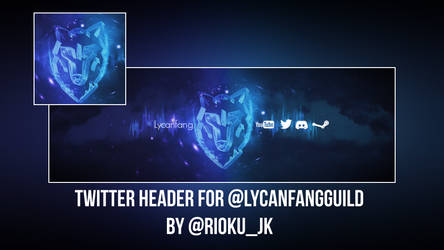 Twitter Banner for Lycanfang (2017)