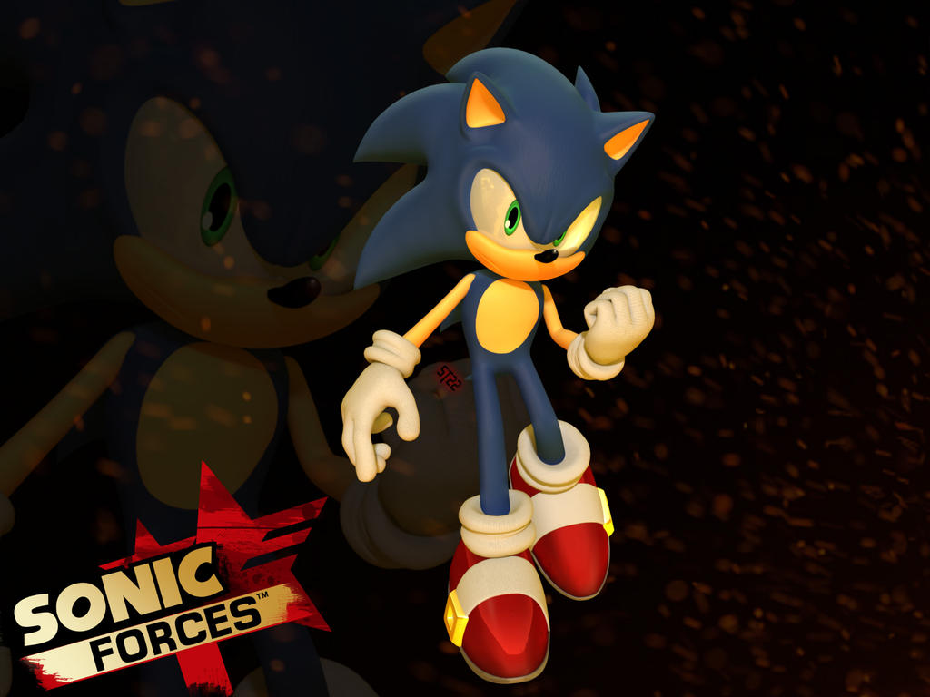 Sonic Forces Wallpaper by SonicTwi22 on DeviantArt