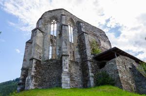 Stock 021 (Ruined Church 1/3) by Einheit00