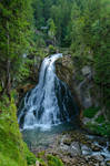 Stock 043 (Large Waterfall 2/2)
