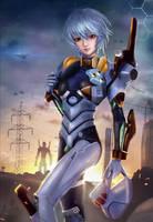 Rei Eva Armor