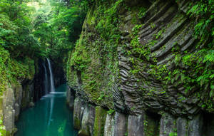 Stock 226 Takachiho Gorge by Einheit00
