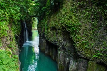 Stock 227 Takachiho Gorge by Einheit00