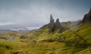 Stock 237 Old Man of Storr by Einheit00