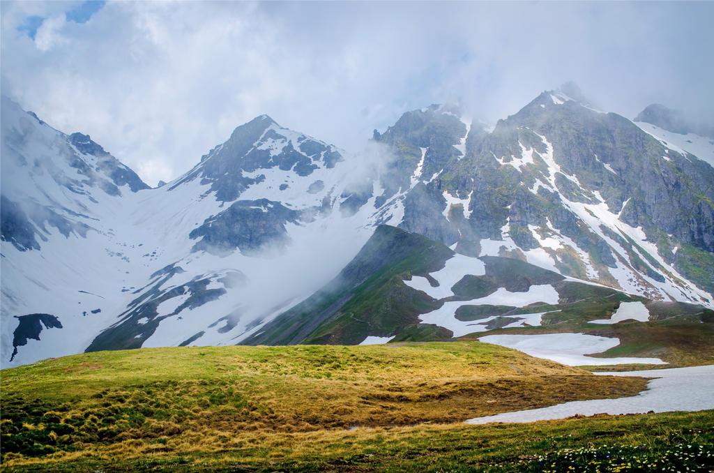 Stock 265 Swiss Alps by Einheit00