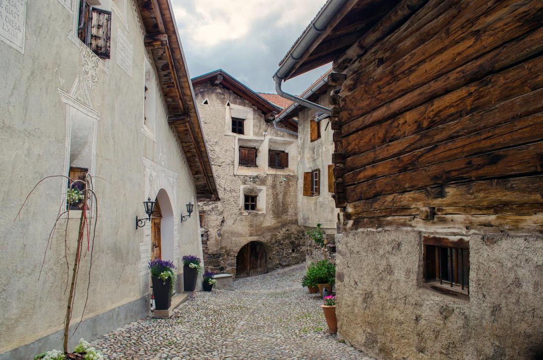 Stock 271 Alps Village by Einheit00