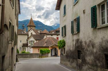 Stock 273 Swiss Village by Einheit00