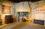 Stock 354 Castle fireplace